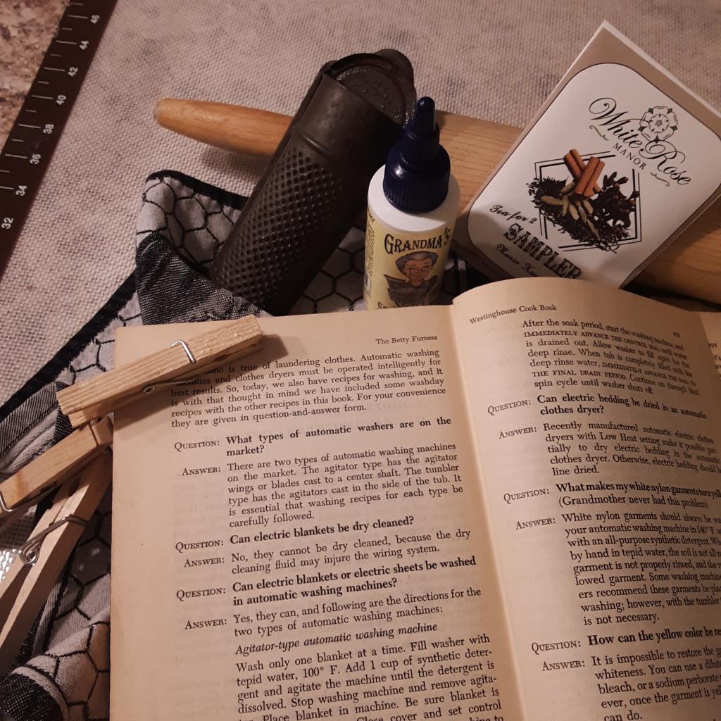 Cookbook notes