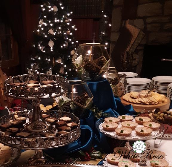 High Tea table image