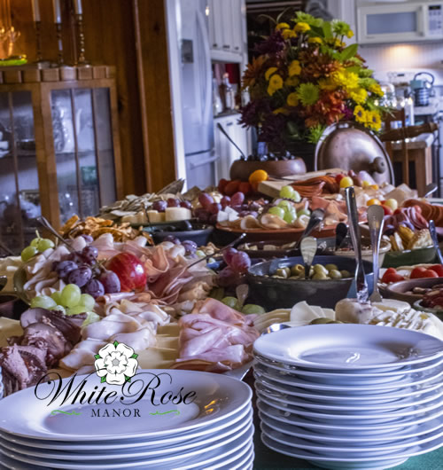 Charcuterie Table image